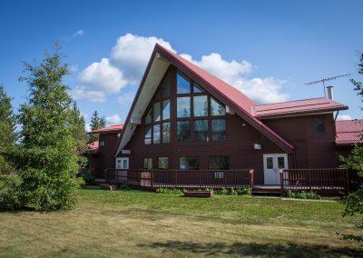 Bedrock Motel - Front of Building