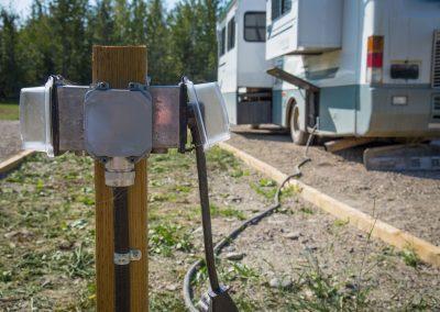 Bedrock Motel - RV lot-2